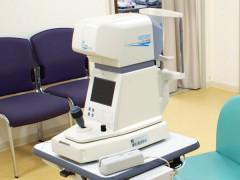 眼圧計の写真