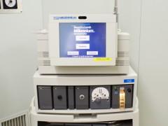 超音波白内障手術装置の写真