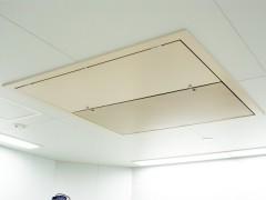 手術室滅菌空調システムの写真
