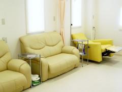 リカバリー室の写真